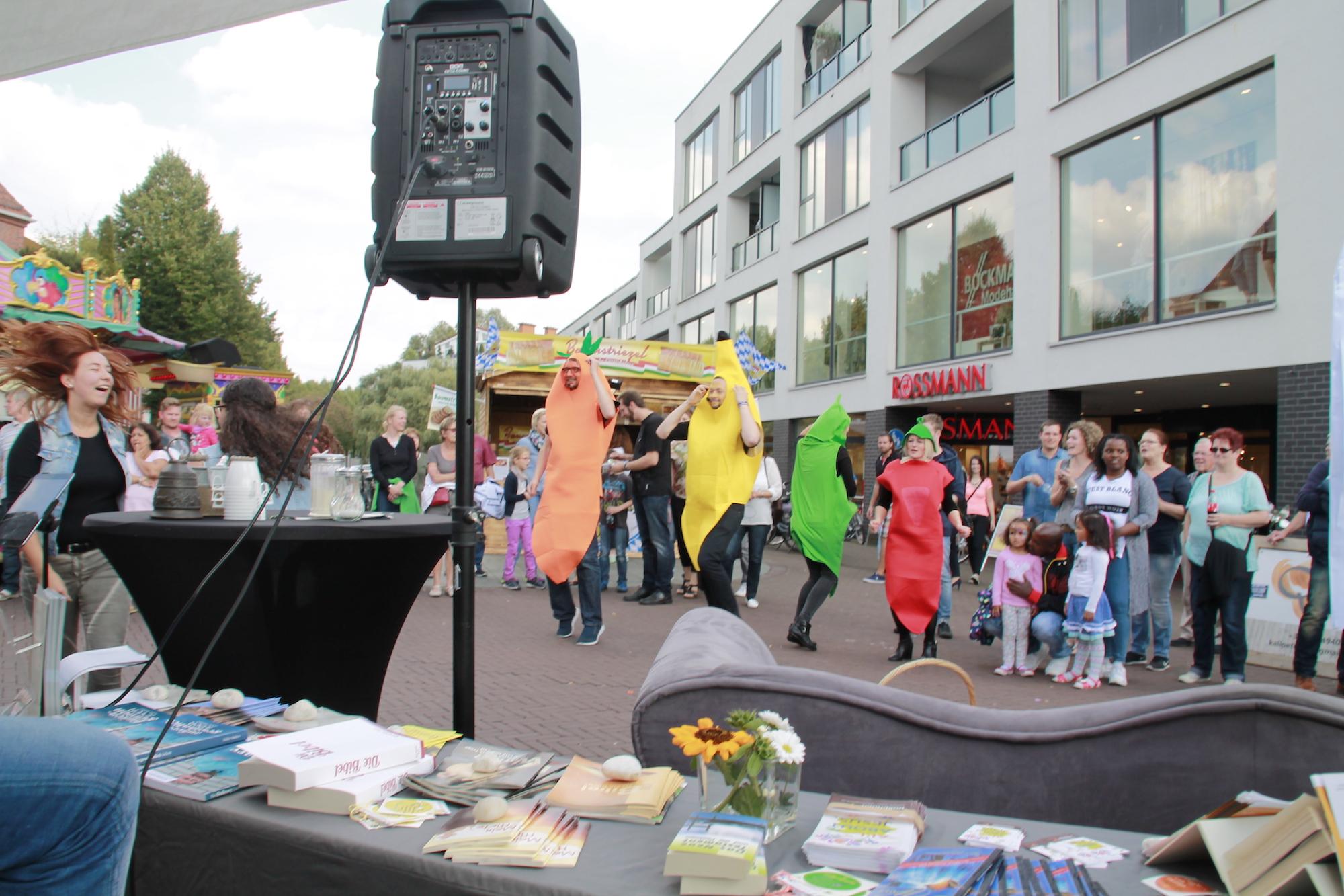 CGN auf dem Nordhorner Oktober | Christengemeinde Nordhorn