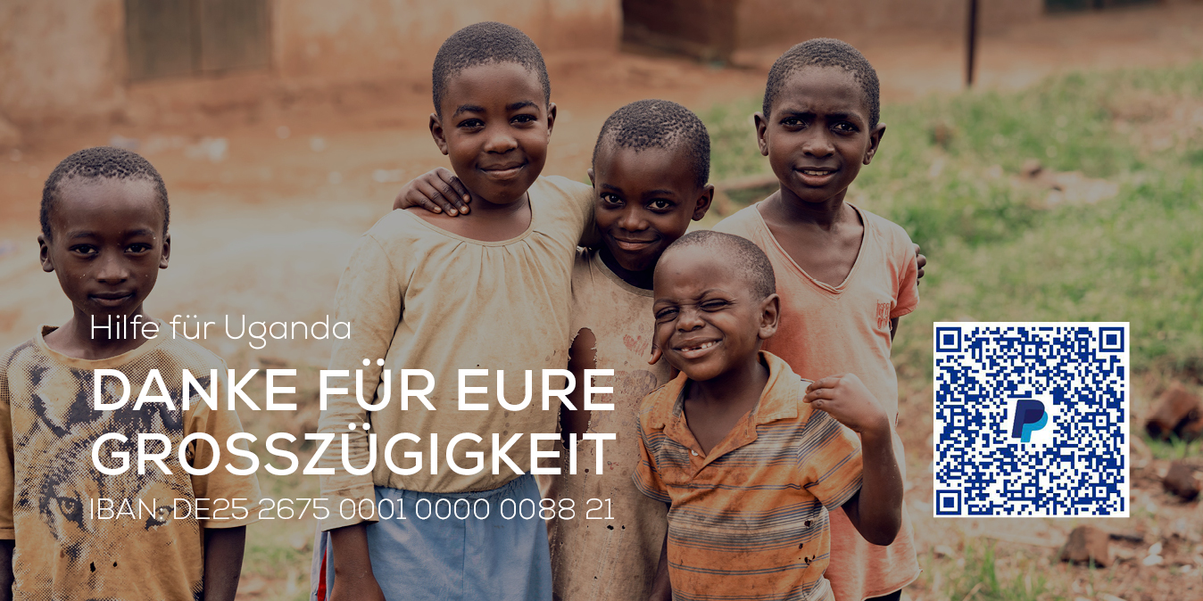 Hilfe-für-Uganda-Banner